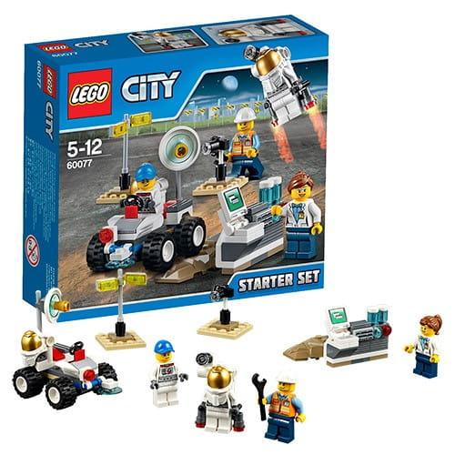 Конструктор Lego City Лего Город Набор Космос