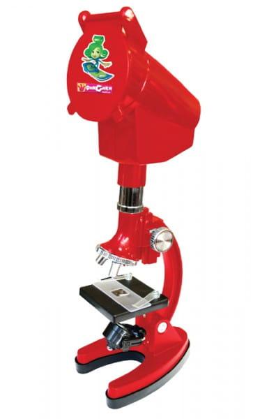 Купить Детский Микроскоп Levenhuk Фиксики - Верта в интернет магазине игрушек и детских товаров