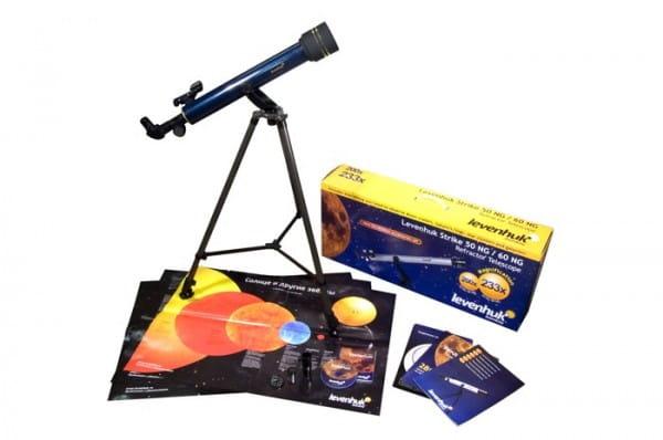 Детский Телескоп Levenhuk Strike 60 NG