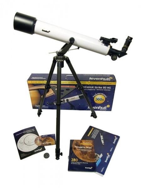 Детский Телескоп Levenhuk 29270 Strike 80 NG