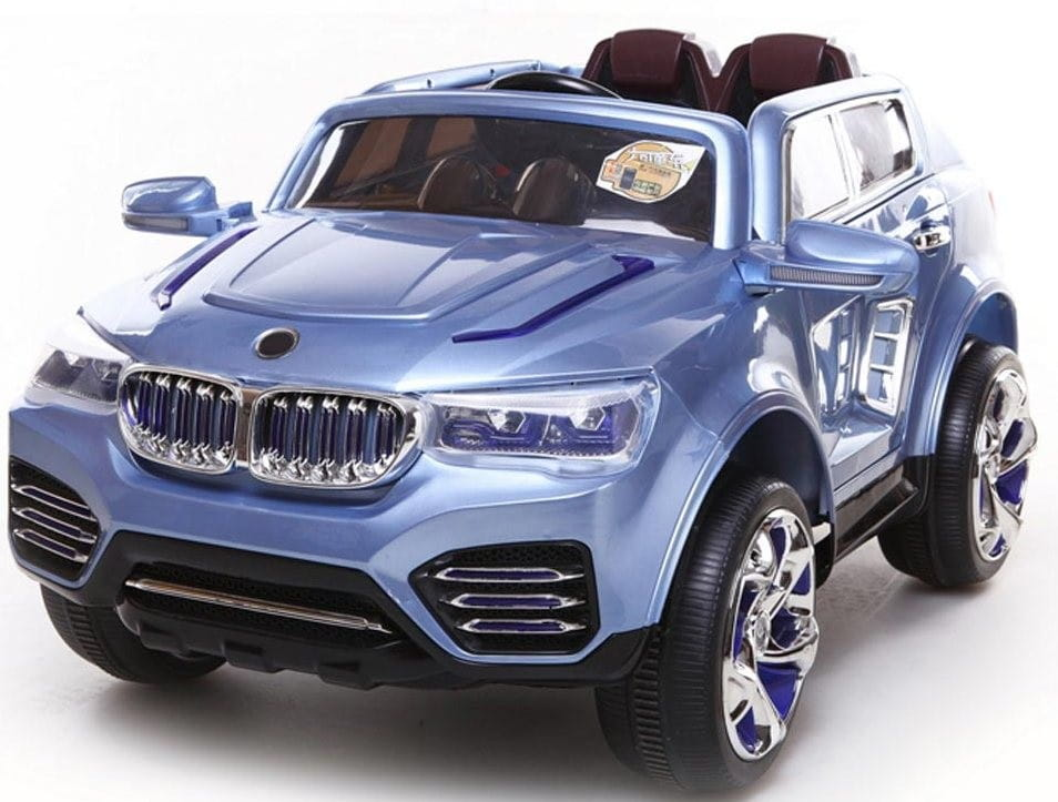 Электромобиль KIDS CARS BMW X9