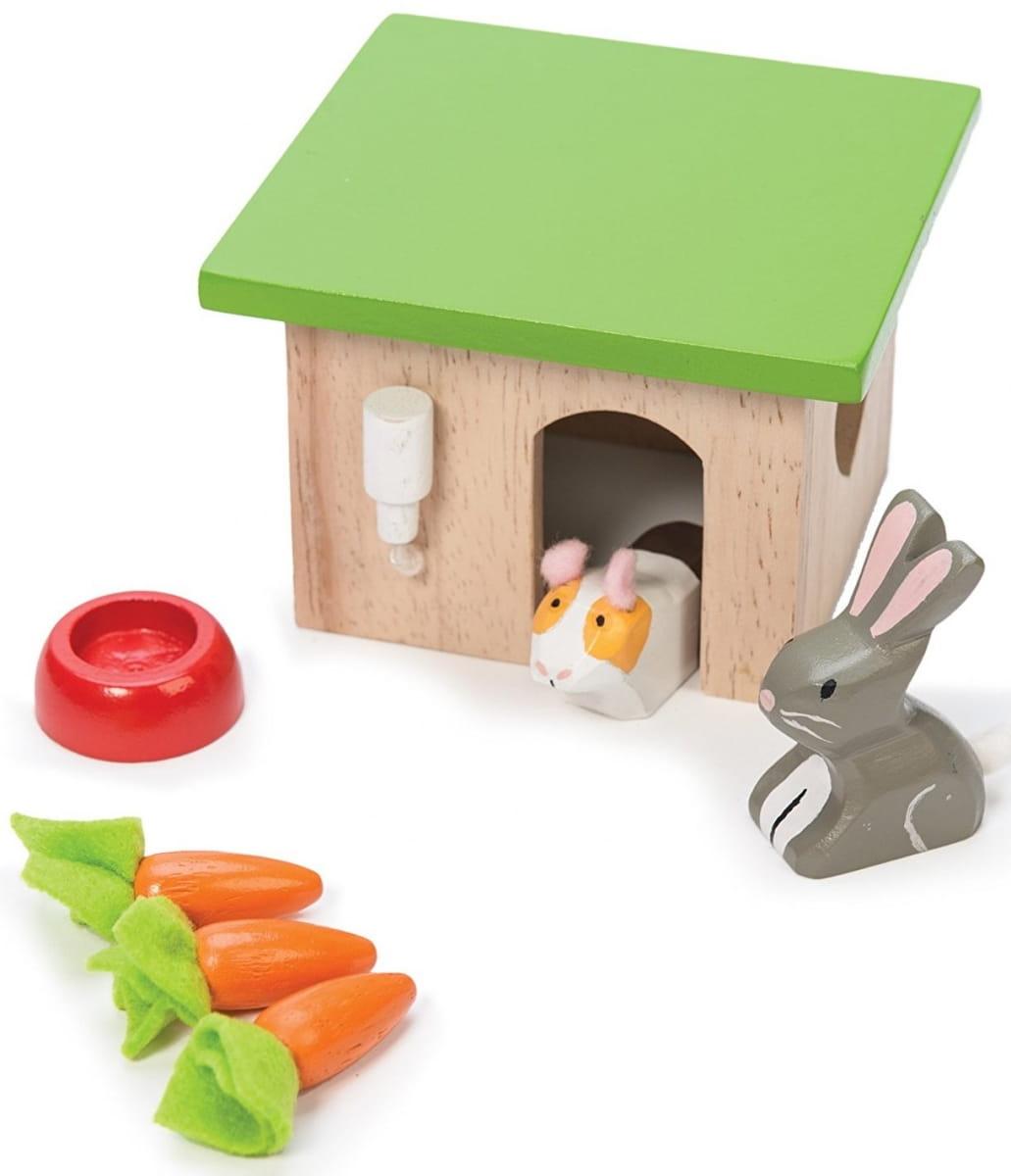 Игровой набор LE TOY VAN Кролик и морковка