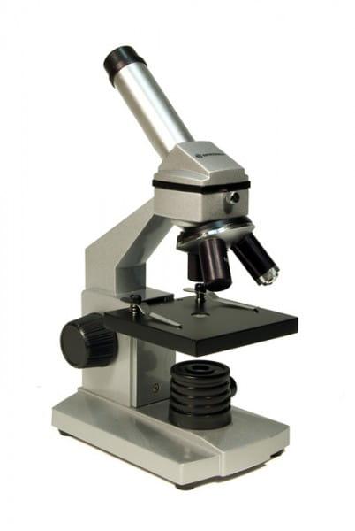Купить Детский Микроскоп Bresser Junior 40x-1024x (без кейса) в интернет магазине игрушек и детских товаров