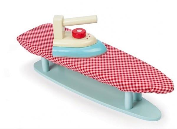 Игровой набор Le Toy Van Утюг с гладильной доской