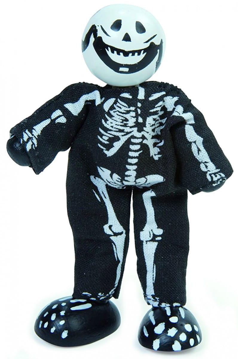 Кукла Le Toy Van Скелет