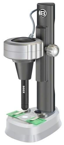Купить Детский Цифровой микроскоп Bresser Junior Mag5 в интернет магазине игрушек и детских товаров