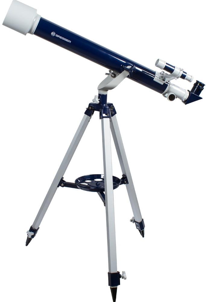 Детский Телескоп Bresser 29911 Junior Refractor 60/700 blu