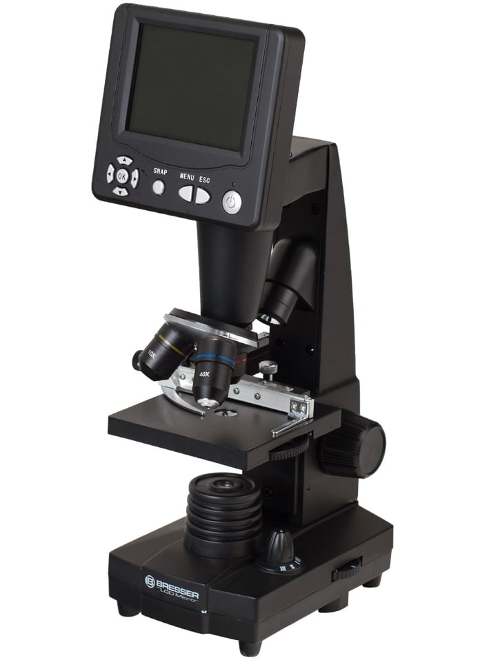 Микроскоп Bresser LCD 50x-2000x
