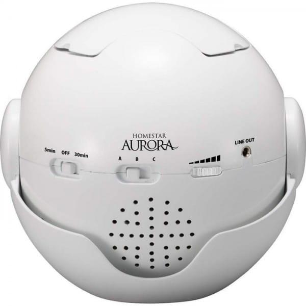 Купить Планетарий HomeStar Aurora - белый в интернет магазине игрушек и детских товаров