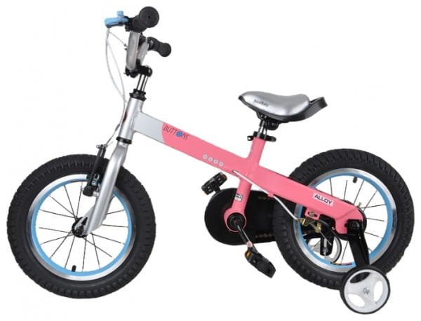 Купить Детский Велосипед Royal Baby Buttons Alloy - 12 дюймов в интернет магазине игрушек и детских товаров