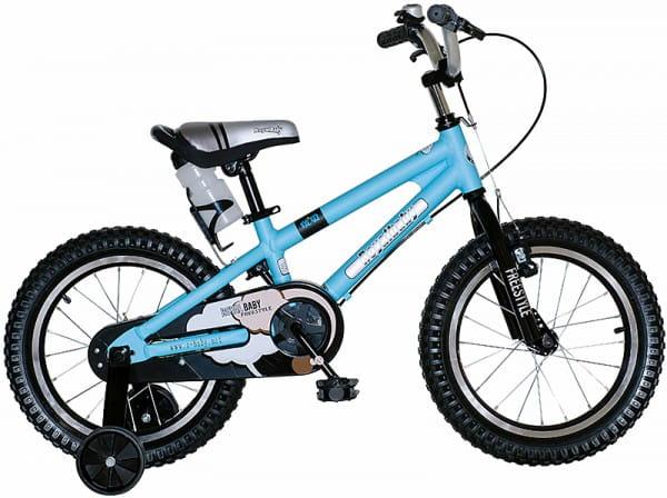 Купить Детский Велосипед Royal Baby Freestyle Alloy - 14 дюймов в интернет магазине игрушек и детских товаров