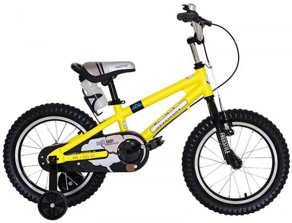 Купить Детский Велосипед Royal Baby Freestyle Alloy - 18 дюймов в интернет магазине игрушек и детских товаров