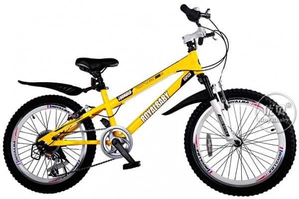 Купить Детский Велосипед Royal Baby Freestyle Alloy Steel - 20 дюймов в интернет магазине игрушек и детских товаров