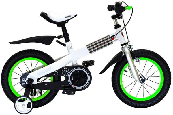 Детский велосипед Royal Baby RBBS12 Buttons Steel - 12 дюймов