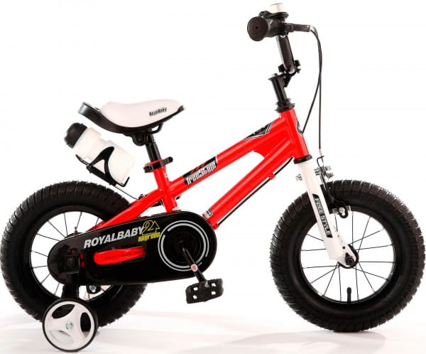Детский Велосипед Royal Baby RBFS12 Freestyle Steel - 12 дюймов