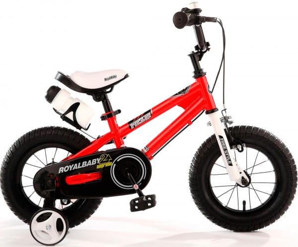 Детский Велосипед Royal Baby RBFS14 Freestyle Steel - 14 дюймов