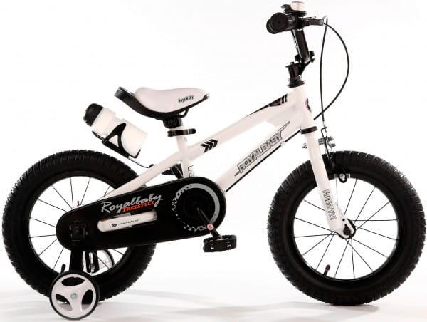 Детский Велосипед ROYAL BABY Freestyle Steel - 16 дюймов