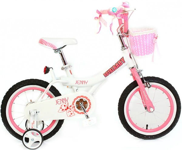 Детский Велосипед Royal Baby RDP12 Princess Jenny Girl Steel - 12 дюймов
