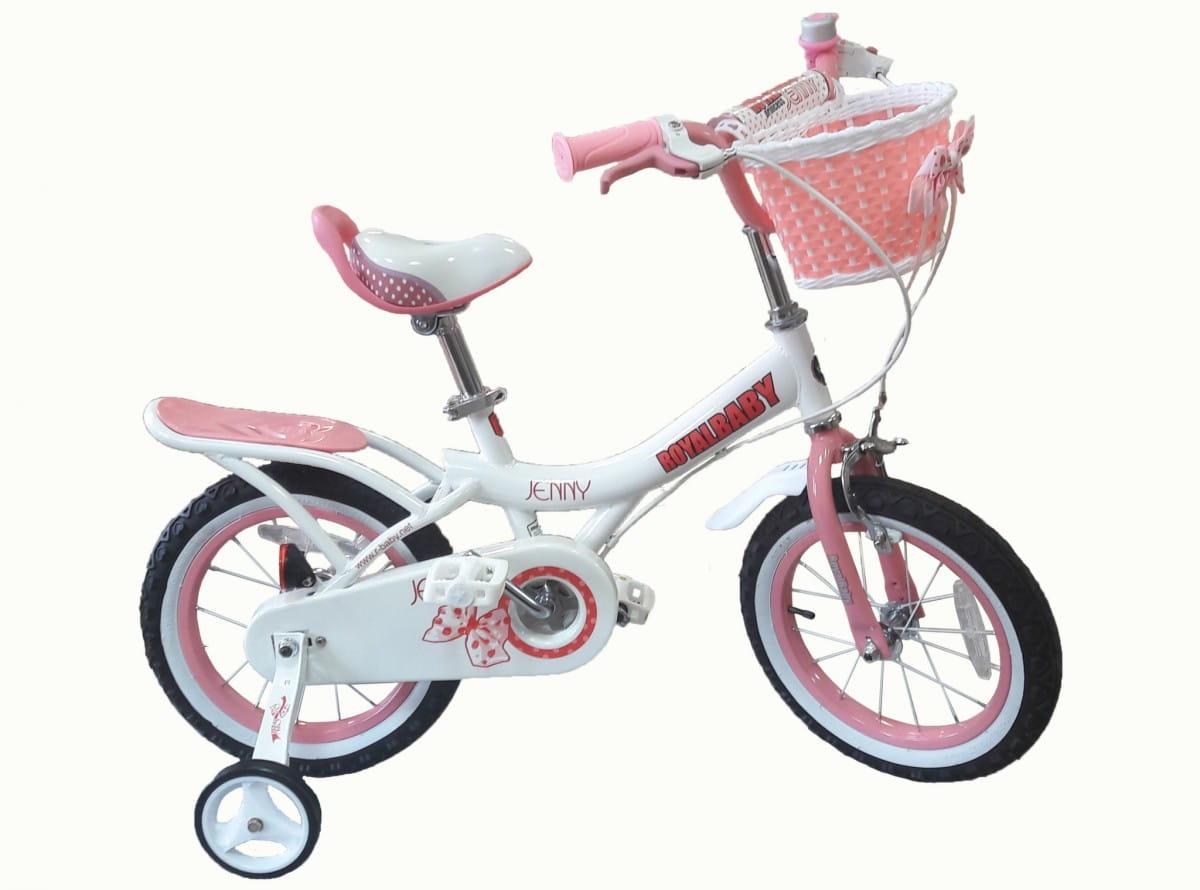 Детский Велосипед ROYAL BABY Princess Jenny Girl Steel - 18 дюймов