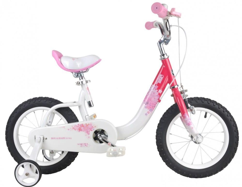 Детский Велосипед Royal Baby RBSST12 Sakura Steel - 12 дюймов