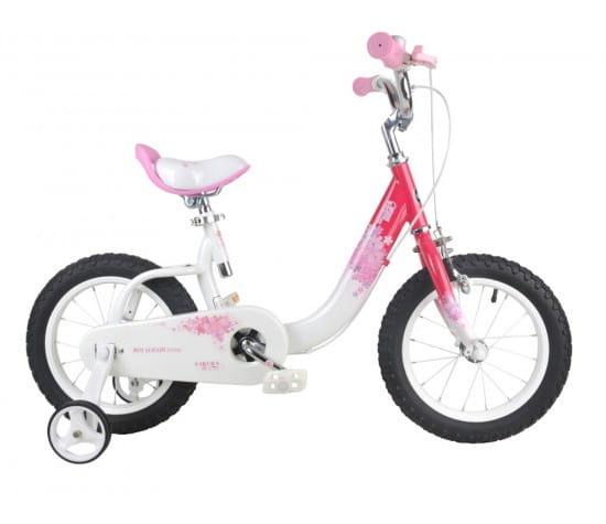 Купить Детский Велосипед Royal Baby Sakura Steel - 14 дюймов в интернет магазине игрушек и детских товаров
