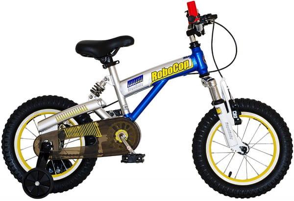 Купить Детский Велосипед Royal Baby Robocop - 14 дюймов в интернет магазине игрушек и детских товаров