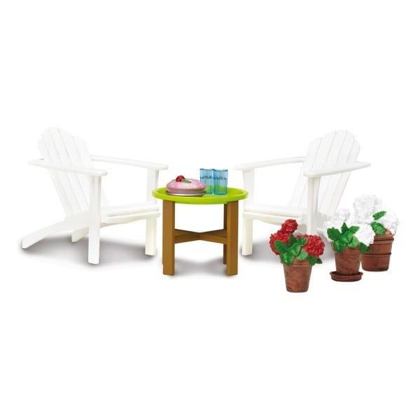 Набор для домика Lundby Смоланд Садовый комплект для отдыха