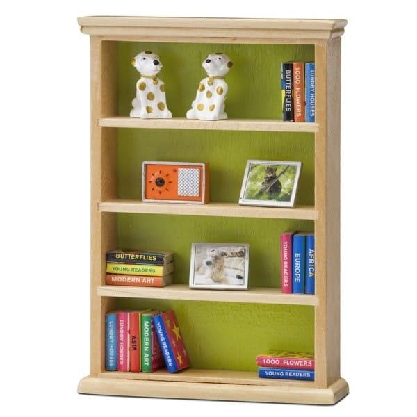 Купить Набор мебели для домика Lundby Смоланд Книжный шкаф в интернет магазине игрушек и детских товаров