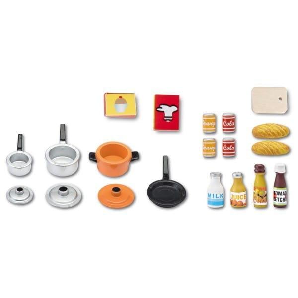 Набор аксессуаров для домика Lundby Смоланд Посуда для кухни и еда