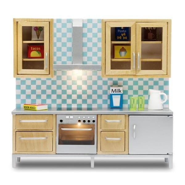Набор мебели для домика Lundby LB_60904100 Стокгольм Кухня