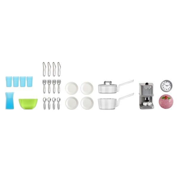 Купить Набор для домика Lundby Стокгольм Предметы для кухни в интернет магазине игрушек и детских товаров
