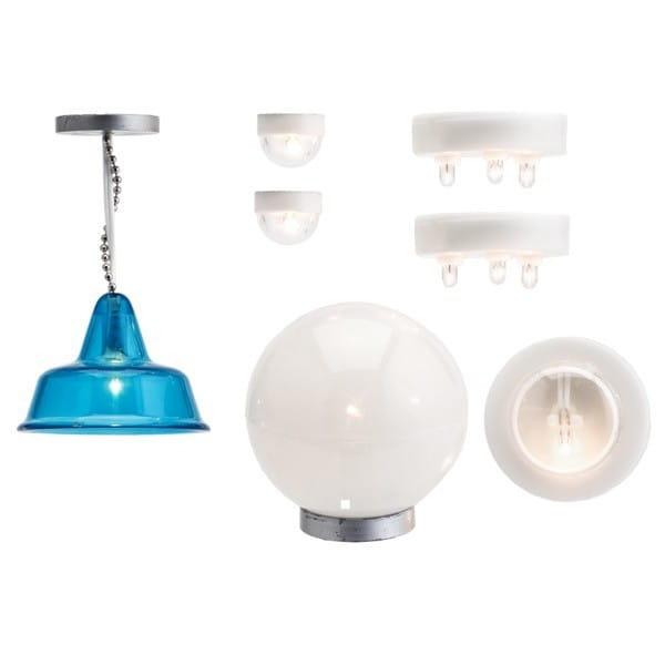 Набор светильников для кукольного домика Lundby LB_60905400 Стокгольм