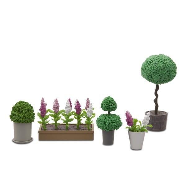 Набор цветов и растений для домика Lundby Стокгольм