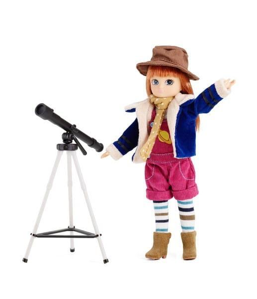 Кукла Lottie Астроном