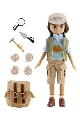 Кукла Lottie Археолог