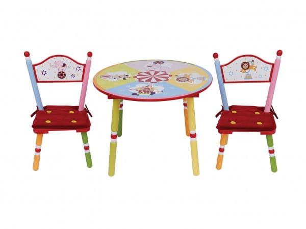 Комплект детской мебели Major-Kids Circus Цирк
