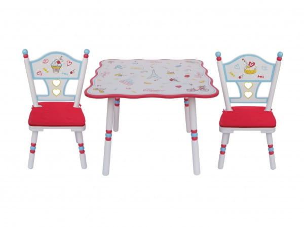 Комплект детской мебели Major-Kids P01 Paris Париж