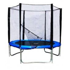 Купить Батут c сеткой DFC Trampoline Fitness 6 футов - 183 см в интернет магазине игрушек и детских товаров
