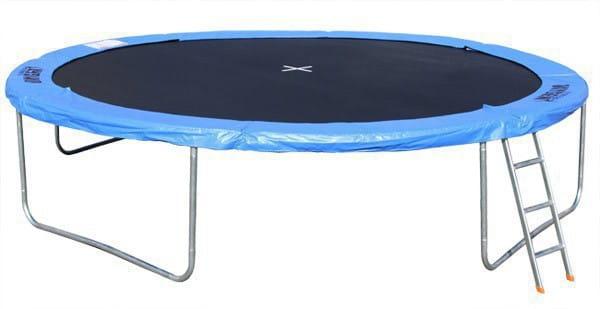 Купить Батут без сетки DFC Trampoline Fitness 10 футов - 305 см в интернет магазине игрушек и детских товаров