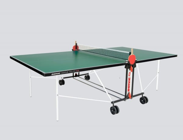 Теннисный стол Donic 230235-G Indoor Roller Fan 19 мм - зеленый