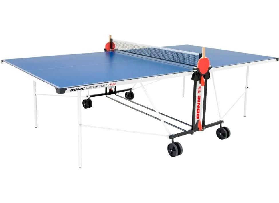 Теннисный стол Donic 230235-B Indoor Roller Fan 19 мм - синий