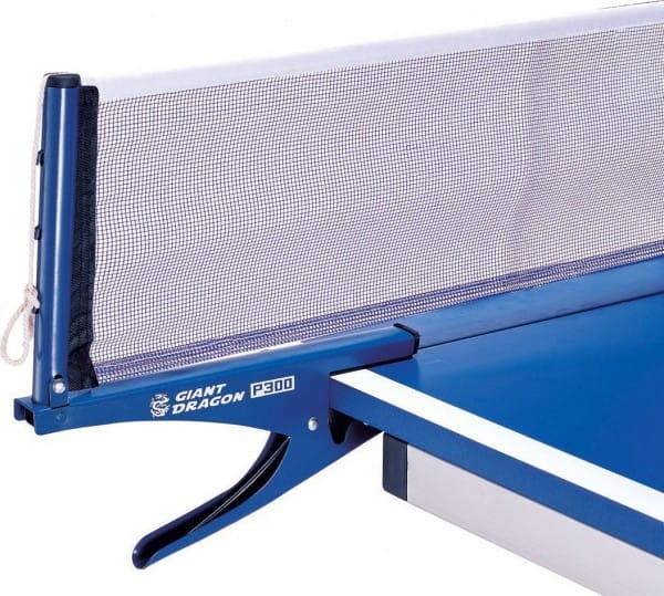 Сетка для настольного тениса Giant Dragon P-300 - синий (крепление клипса)