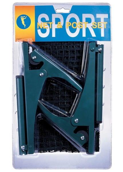 Сетка для настольного тенниса Giant Dragon 9819G - зеленый (крепление клипса)