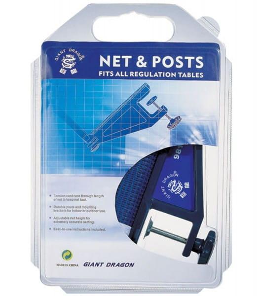 Купить Сетка для настольного тенниса Giant Dragon 1 (крепление винт) в интернет магазине игрушек и детских товаров