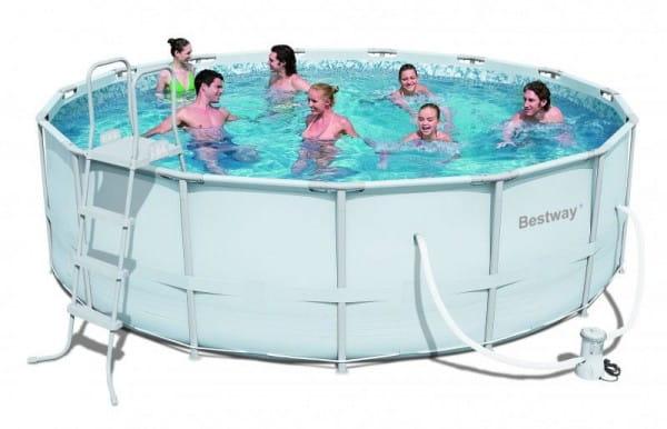 Каркасный бассейн Bestway 549х132 см