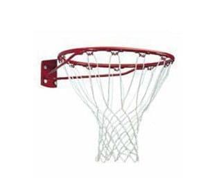 Купить Баскетбольное кольцо DFC Rim Red - 45 см в интернет магазине игрушек и детских товаров