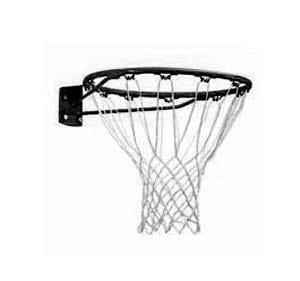 Купить Баскетбольное кольцо DFC Rim Black - 45 см в интернет магазине игрушек и детских товаров