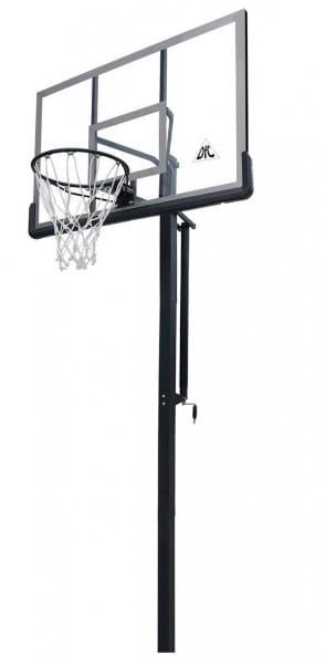Купить Баскетбольная стационарная стойка DFC Inground 56 в интернет магазине игрушек и детских товаров