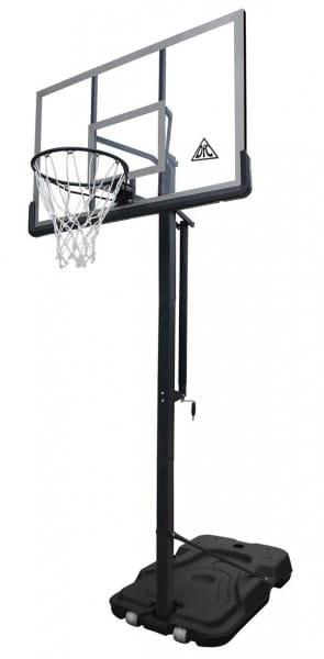 Купить Мобильная баскетбольная стойка DFC 60 в интернет магазине игрушек и детских товаров