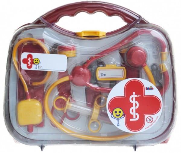 Купить Игровой набор доктора Klein (в прозрачном кейсе) в интернет магазине игрушек и детских товаров